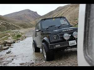 maruti gypsy king black hawkz tour leh ladakh - YouTube
