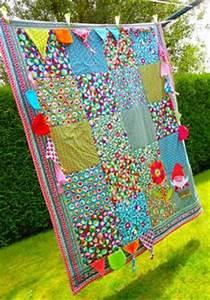 Patchworkdecke Mit Eigenen Fotos : 1000 images about quilt patchwork ideen on pinterest cotton quilts oder and patchwork ~ Buech-reservation.com Haus und Dekorationen
