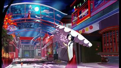 Anime Japanese Traditional Yukata Wallpapers Wallpapermaiden Uhd