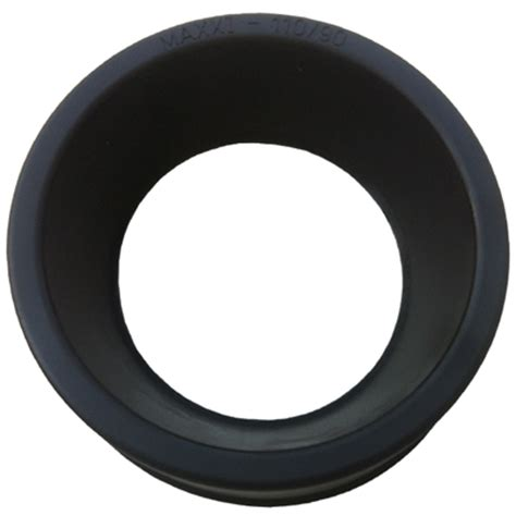 Install A Shower Drain by Rubber Gasket Seal For Wc