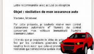 Resiliation Assurance Voiture : assurance auto ~ Gottalentnigeria.com Avis de Voitures