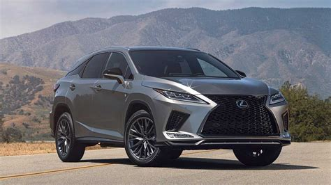 Lexus Rx Facelift 2019 Motor Ausstattung by 2020 Lexus Rx And Rxl Cover With Facelift And