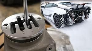 Lamborghini Conversion To 6 Speed Manual Gated