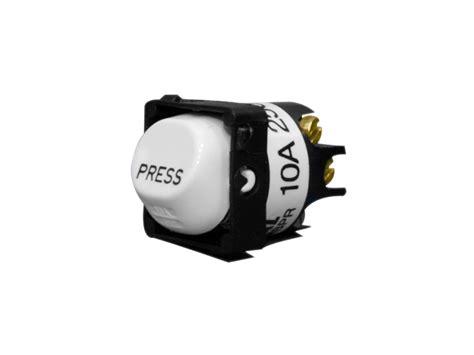 clipsal 30mbpr switch 250vac 10a 1 terminal bell press