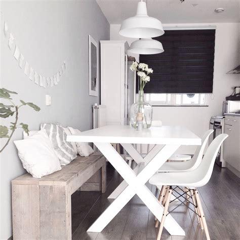 banc de cuisine en bois un banc dans la cuisine frenchy fancy