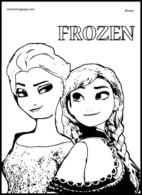 Frozen Coloring Pages Page Image Clipart Images Grig3org