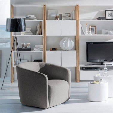 etagere rangement chambre etagère bibliothèque de rangement salon ou chambre la redoute