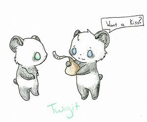 Chibi Pandas 2 by digitsez on DeviantArt
