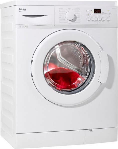 beko waschmaschine auf werkseinstellung zurücksetzen beko waschmaschine wmo 620 6 kg 1400 u min otto