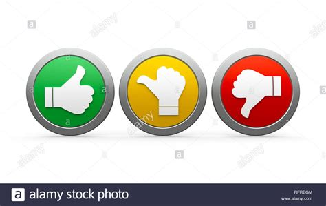 Feedback Icon Internet Button On Cut Out Stock Images