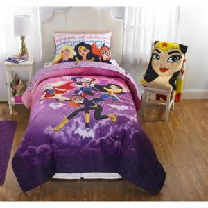 dc superhero girls quot cosmic girl quot reversible twin full
