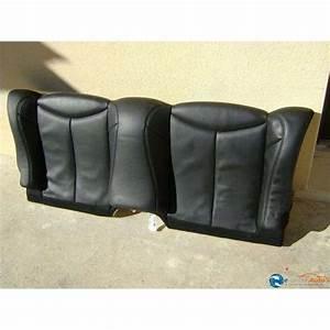 Banquette Cuir Noir : assise cuir noir banquette arriere peugeot 308 cc ~ Premium-room.com Idées de Décoration