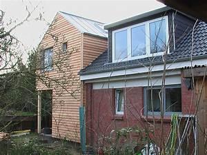 Anbau Haus Ohne Genehmigung : rades architektur anbau schlicht ~ Indierocktalk.com Haus und Dekorationen
