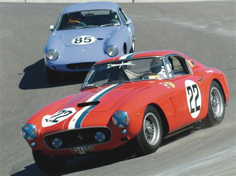 Classic Race Cars by Classic Car Tours Vintage Racing Heacock Classic Insurance