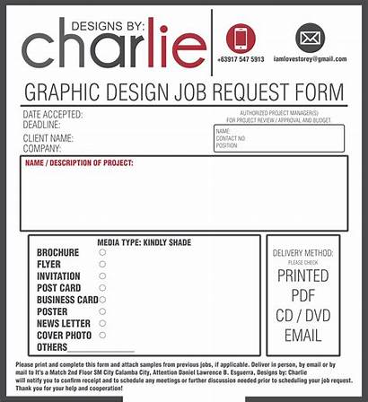 Form Order Graphic Job Resume Template Career