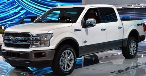 Mpg For Ford F150 by 2018 Ford F150 Diesel Mpg Carfoss