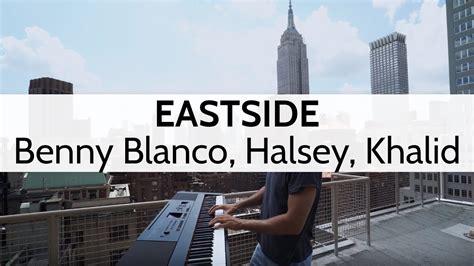 Benny Blanco, Halsey, Khalid (piano Cover