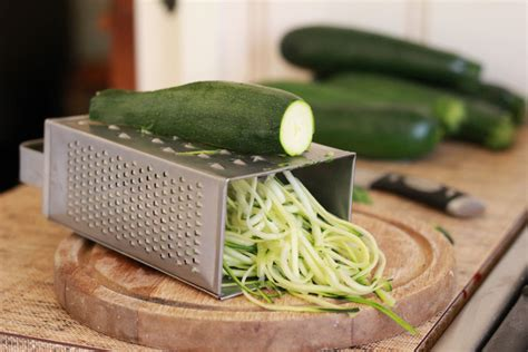 how to make zucchini noodles embracing the zucchini glut and a recipe for zucchini bread and butter pickles little eco