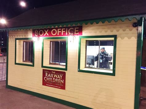 Office In A Box by The Railway Children Review Cross West End 2015