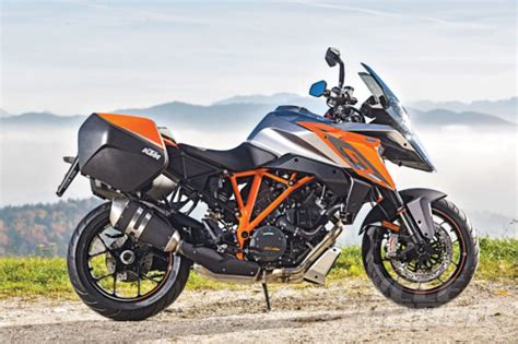 2016 Ktm 1290 Super Duke Gt Static Side View