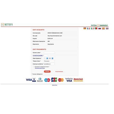 Intesa Sanpaolo Intesa Sanpaolo Setefi Monetaweb Credit Cards
