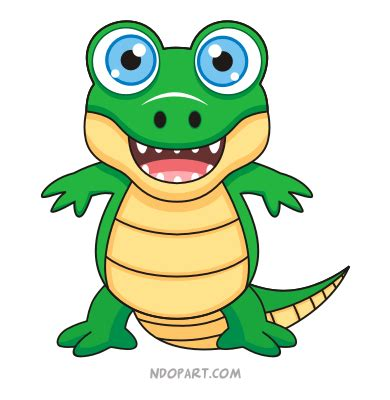 gator animation pictures convert bitmap  vector