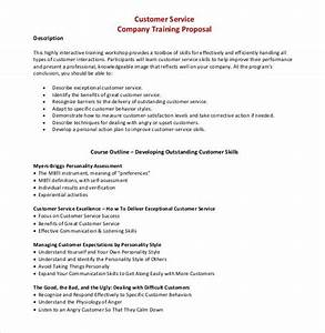 41  Training Proposal Templates In Pdf