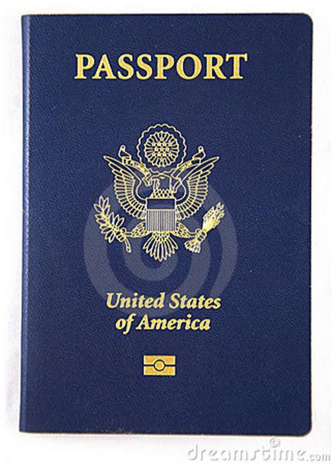 usa passport book royalty  stock photo image