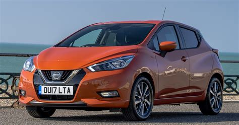Nissan March by All New Nissan March Arrives In The Uk From Rm66k