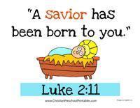 luke 2 11 bible verse printables school theme 412 | 56a90a9b00f558f2f0ba966320e90db7