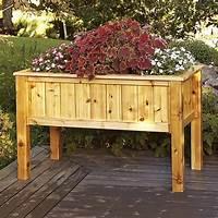 raised planter box plans Raised Garden Planter Box | WOOD Magazine