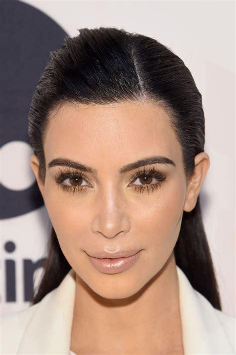 Kim Kardashian Long Straight Cut - Kim Kardashian Looks ...