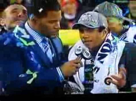 russell wilson post game interview seahawks super bowl