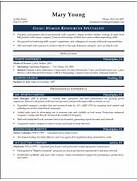 This Resume Is The Copyrighted Property Of Resumepower Com The Resume Resume Templates Business Resume Examples Business Sample Resumes Livecareer Sample Resume Format For Sample Resume Format Abroad Sample Resume