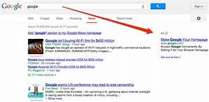 Google Ads Pitch Making Google Your Homepage