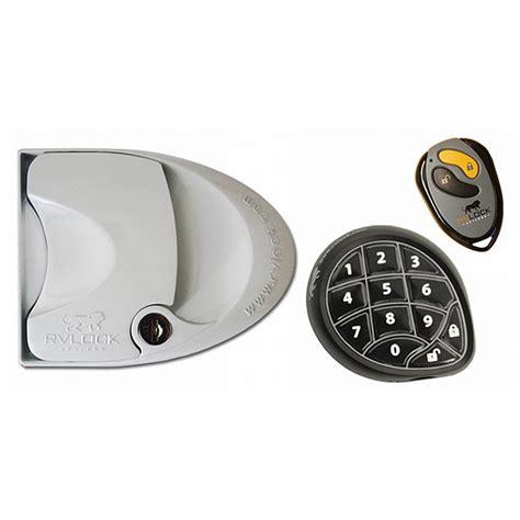 rv door locks keyless keyless rv lock kit 425737 rv hardware at sportsman s guide