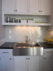 Subway Tile Ideas For Kitchen Backsplash Subway Tile Backsplash Design Ideas