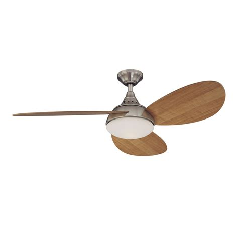 bathroom fan light shop harbor 52 in avian brushed nickel ceiling fan