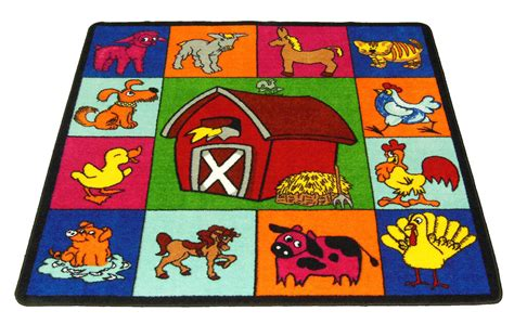 educational rug for schools daycare room 5 x 5 365 | s l1000