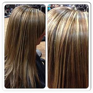 Rich honey and caramel highlights. Hair done by Jennifer ...