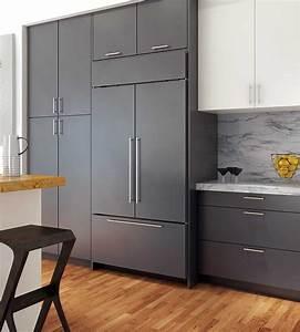 French Door Kühlschrank : der breiteste k hlschrank der welt k chendesignmagazin lassen sie sich inspirieren ~ Sanjose-hotels-ca.com Haus und Dekorationen