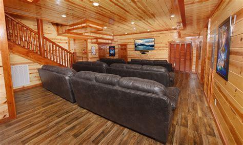 mountain top retreat smoky mountain  bedroom vacation log cabin rental pigeon forge tn