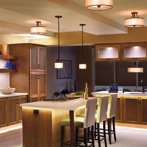 beautiful kitchen lighting ideas fixtures island