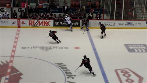 Blades Come Up Short-Handed in Moose Jaw: – Toon-Town ...