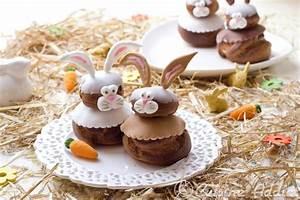 Dessert Paques Original : choux la ch taigne en forme de lapin recette pour p ques ~ Dallasstarsshop.com Idées de Décoration