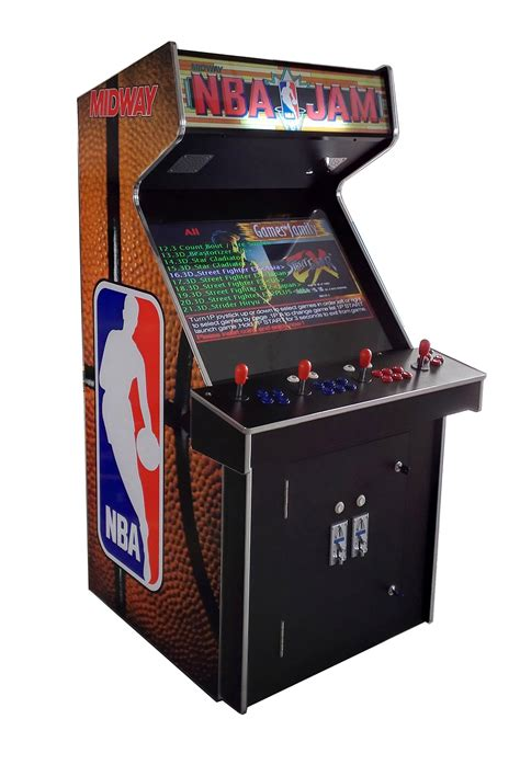 Arcade Rewind 3500 Game Upright Arcade Machine With Nba Jam