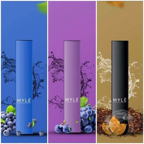 myle disposable device  mix device dubai vape king