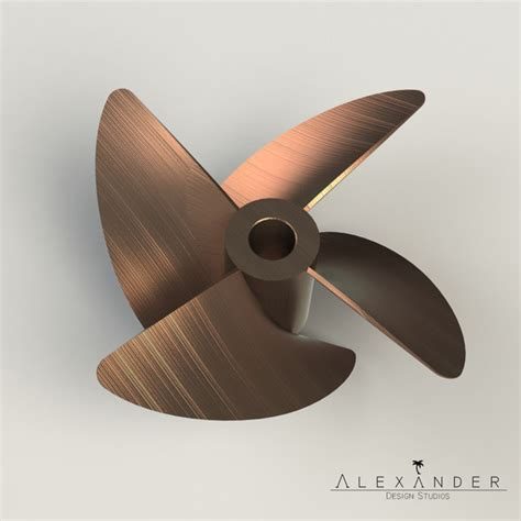 Boat Props For Speed by 3d Set Propellers Boats