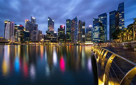 city lights at wallpaper wallpapersafari