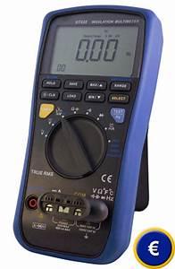 Multimetre Digital Mode D Emploi : mesureur d 39 isolement multim tre pce ut 532 ~ Dailycaller-alerts.com Idées de Décoration